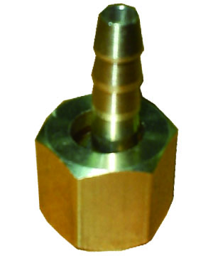Brass Coupling RH for cutting torch