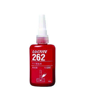 Loctite Red Threadlocker 262 (Automotive Aftermarket Only)