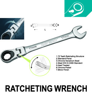 Retcheting  Wrench