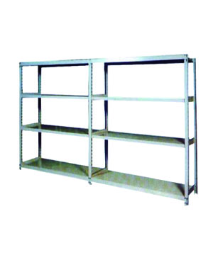 NEW BOLT-LESS MEDIUM DUTY RACKS
