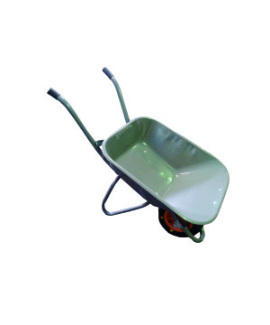 H/D Welded Wheel Barrow Grey Color