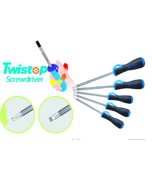 Twistop Screwdriver Set