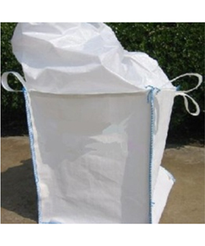 PP JUMBO BAG WITH TOP COVER