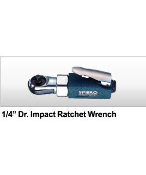 "1/4""Dr. Impact Ratchet Wrench"