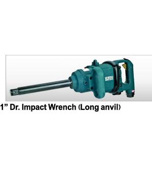 "1""Dr. Impact Wrench (Long anvil)"