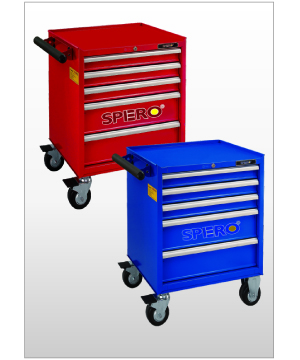 5-Drawer Tool Trolley