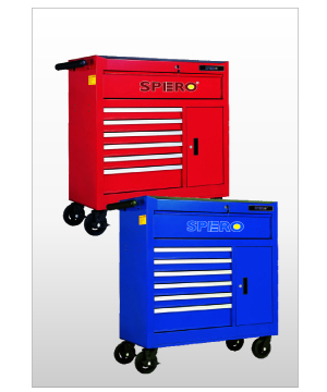 8-Drawer Tool Trolley