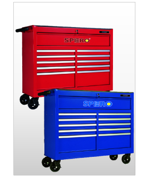 11-Drawer Tool Trolley