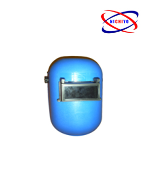 """NICHIYO"" WELDING HELMET Blue Color"