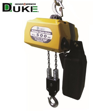 """DUKE"" BATTERY BABY HOIST"