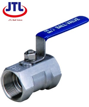 """JTL"" 1PC S/S Ball Valve (BSPT)"