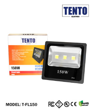 """TENTO"" LED Flood Light 150W"