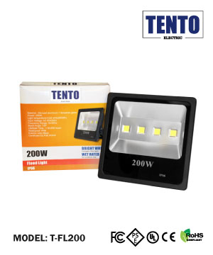 """TENTO"" LED Flood Light 200W"