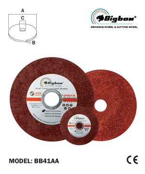 """BIGBON"" Cutting Disc for Stainless Steel"