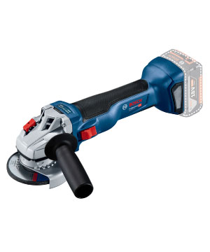 """BOSCH"" GWS 18V-10 (Bare Unit Only) Cordless Angle Grinder"
