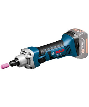 """BOSCH"" GGS 18 V-LI (Bare Unit Only) Cordless Straight Grinder"
