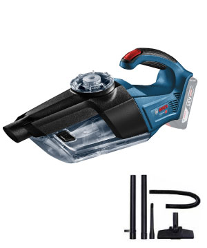 """BOSCH"" GAS 18 V-1 (Bare Unit Only) Cordless Vacuum Cleaner"
