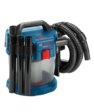 """BOSCH"" GAS 18 V-10 L (Bare Unit Only) Cordless Vacuum Cleaner"